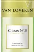 凡拉润No.5白诗南干白葡萄酒(Van Loveren Chenin No.5,Robertson,South Africa)
