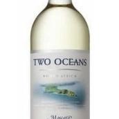 双洋莫斯卡托干白葡萄酒(Two Oceans Moscato,Western Cape,South Africa)