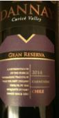 丹奈佳美娜特级珍藏红葡萄酒(Dannay Carmenere Gran Reserva, Curico Valley, Chile)