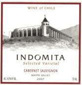 英道米塔精选品种赤霞珠干红葡萄酒(Indomita Selected Varietal Cabernet Sauvignon,Maipo Valley,...)