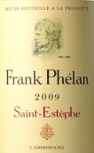 飞龙世家酒庄副牌红葡萄酒(Frank Phelan, Saint-Estephe, France)