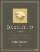 巴格托珍藏霞多丽干白葡萄酒(Bargetto Winery Reserve Chardonnay,Santa Cruz Mountains,USA)