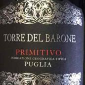 普利亚男爵原始塔 红葡萄酒(Torre del Barone Puglia Primitivo,Puglia,Italy)