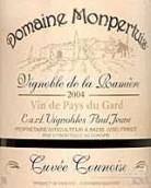 Vignobles Paul Jeune Domaine de Monpertuis 'La Counoise de ...