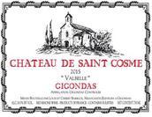 圣戈斯酒庄瓦尔贝乐干红葡萄酒(Chateau de Saint Cosme Valbelle, Gigondas, France)