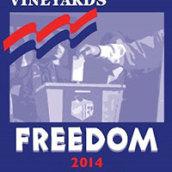 民主自由皮诺塔吉干红葡萄酒(Democracy Vineyards Freedom Pinotage,Monticello,USA)