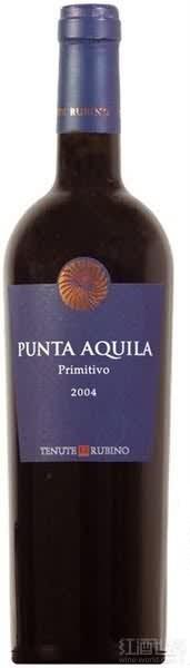 Tenute Rubino Punta Aquila Primitivo Salento IGT,Puglia,...