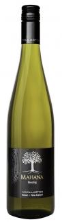 沃拉斯顿马哈那雷司令甜白葡萄酒(Woollaston Mahana Riesling,Nelson,New Zealand)