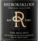 荷伯克劳夫酒庄葡萄园精选系列混酿干红葡萄酒(Rhebokskloof Vineyard Selection The MGS,Paarl,South Africa)