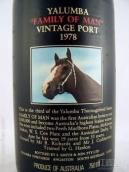 御兰堡良驹壮仔年份波特酒(Yalumba Thoroughbred Series Family of Man Vintage Port,...)