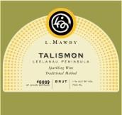 莫柏泰莱斯门起泡酒(L.Mawby Talismon Brut,Leelanau Peninsula,USA)