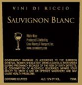 卡瓦维尼底里奇奥长相思干白葡萄酒(Cava Winery&Vineyard Vini di Riccio Sauvignon Blanc,New ...)