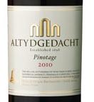 阿泰吉达皮诺塔吉干红葡萄酒(Altydgedacht Pinotage,Durbanville,South Africa)