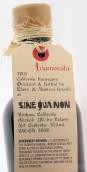 赛奎农因纳莫哈达瑚珊甜白葡萄酒(Sine Qua Non Inamorata Vin de Paille Roussanne,Central Coast...)