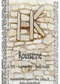 吠石瑚珊干白葡萄酒(Barking Rocks Roussanne,Texas,USA)