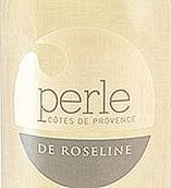 圣罗紫琳酒庄罗紫琳之明珠系列干白葡萄酒(Chateau Sainte Roseline Perle De Roseline Blanc,Provence,...)