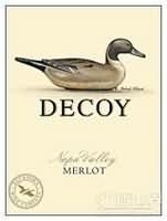 """杜克霍恩""""诱饵""""梅洛干红葡萄酒(Duckhorn Vineyards Decoy Merlot,Napa Valley,USA)"""