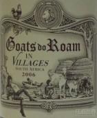 锦绣牧羊园村庄干红葡萄酒(Fairview Goats Do Roam Goats In Villages Red,Coastal Region,...)