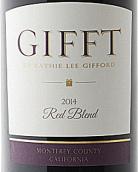 吉夫特混酿干红葡萄酒(Gifft Wines Red Blend, Monterey County, USA)