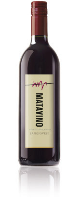 马塔维诺桑娇维赛红葡萄酒(Matavino Wines Sangiovese,Auckland,New Zealand)
