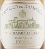 蓝宝拉迟摘甜白葡萄酒(Castello dei Rampolla Trebianco Vendemmia Tardiva,Tuscany,...)