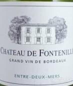 丰特尼尔酒庄干白葡萄酒(Chateau de Fontenille Blanc,Entre-Deux-Mers,France)