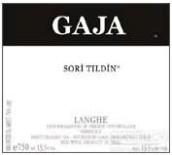 嘉雅苏里蒂丁园巴巴莱斯科红葡萄酒(Gaja Sori Tildin Barbaresco DOCG,Piedmont,Italy)