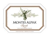 蒙特斯欧法西拉干红葡萄酒(Montes Alpha Syrah,Colchagua Valley,Chile)