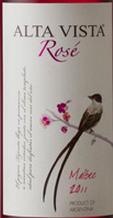 阿尔塔维斯塔桃红葡萄酒(Alta Vista Rose,Mendoza,Argentina)