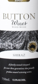 巴顿酒庄西拉干红葡萄酒(Button Wines Shiraz, Swan Hill, Australia)