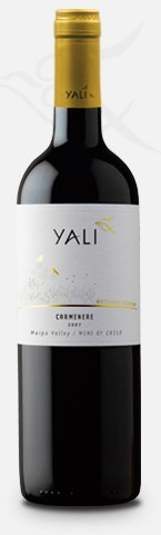 雅立庄园国家珍藏佳美娜干红葡萄酒(Ventisquero Yali National Reserva Carmenere,Maipo Valley,...)