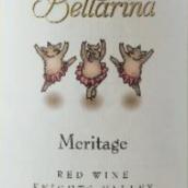 厄莱家族酒庄芭蕾舞女梅里蒂奇干红葡萄酒(Ehret Bellarina Meritage, Knights Valley, USA)