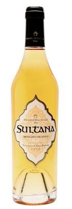 马卡尼苏塔娜莫斯卡托干白葡萄酒(Feudo Maccari Sultana,Sicily,Italy)