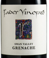 费珀酒庄歌海娜干红葡萄酒(Faber Vineyard Grenache,Swan Valley,Australia)
