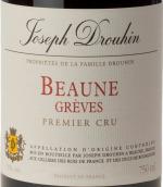 约瑟夫杜鲁安格雷芙园干红葡萄酒(Joseph Drouhin Greves, Beaune, France)