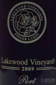 莱克伍德酒庄波特酒(Lakewood Vineyards Port, Finger Lakes, USA)