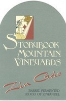 故事山灰寻桃红葡萄酒(Storybook Mountain Vineyards Zin Gris,Napa Valley,USA)