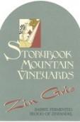 故事山灰寻桃红葡萄酒(Storybook Mountain Vineyards Zin Gris,Napa Valley,USA)
