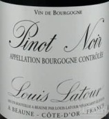 路易拉图黑皮诺干红葡萄酒(Louis Latour Pinot Noir, Burgundy, France)