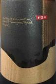 面对面赤霞珠西拉干红葡萄酒(F2F Cabernet Sauvignon Syrah Regent, Pllvdiv, Bulgaria)