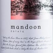 曼顿老藤歌海娜干红葡萄酒(Mandoon Estate Old Vine Grenache,Perth Hill,Australia)