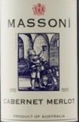 马索里赤霞珠-梅洛混酿干红葡萄酒(Massoni Wines Cabernet Merlot,Mornington Peninsula,Australia)