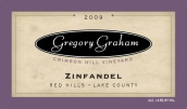 格雷克里姆森山园仙粉黛干红葡萄酒(Gregory Graham Crimson Hill Vineyard Zinfandel,Red Hills,USA)