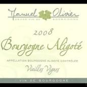 Manuel Olivier Bourgogne Aligote Vieilles Vignes,Burgundy,...