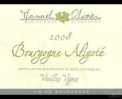 Manuel Olivier Bourgogne Aligote Vieilles Vignes, Burgundy, France