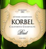 科贝尔极干型起泡酒(Korbel Brut, California, USA)