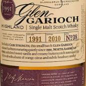 格兰盖瑞1991年份苏格兰单一麦芽威士忌(Glen Garioch Vintage 1991 Single Malt Scotch Whisky,...)
