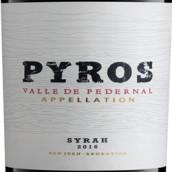 燧火西拉干红葡萄酒(Pyros Syrah, Valle de Pedernal, Argentina)