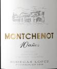 洛佩斯酒庄蒙切诺特级珍藏10年混酿红葡萄酒(Bodegas Lopez Montchenot Grand Reserve 10 Anos, Mendoza, Argentina)