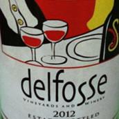 德尔夫斯干型桃红葡萄酒(DelFosse Rose,Monticello,USA)